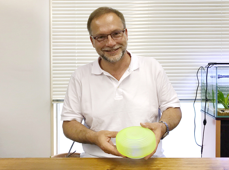 イワン・リビャンスキー来日インタビュー〈2〉ウイルス全般や電磁に対処する「ソマヴェディック」の威力