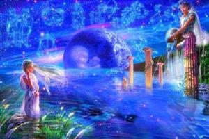 1月12日、世界同時開催「水瓶座時代の活性化瞑想」のお知らせ!