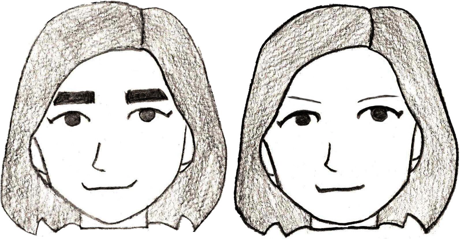 いくら流・ワクワク人相講座〈21〉日本女性の眉と景気の関係