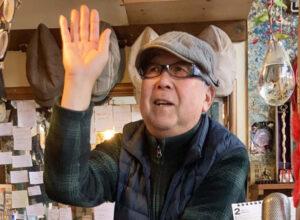 UFOコンタクティ川又淳一インタビュー〈14〉石の精霊に気に入られ、化身の鳥に連れられて